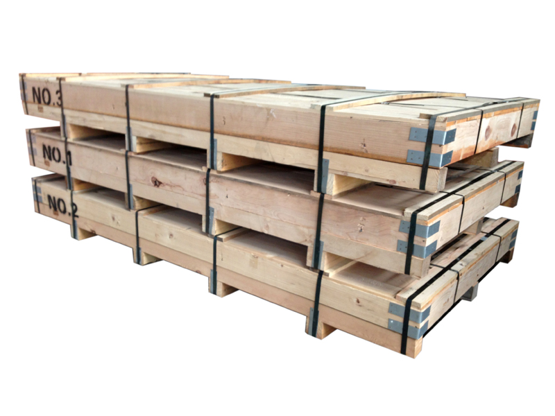 全实木箱体包装